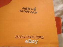 Affiche Herve Morvan Originale