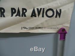 Affiche Air Orient France Syrie Indochine Poste Aerienne Signee A M Cassandre