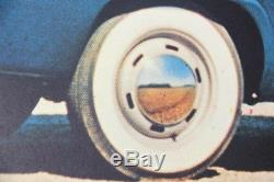 Affiche Ancienne Originale Simca Ariane Versaille Marly Trianon Chambord