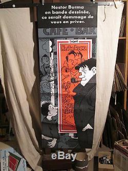 Affiche Bd Tardi Nestor Burma