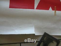 Affiche Huile Texaco, Texaco Motor Oil, R Van Doren
