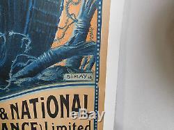 Affiche ancienne guerre 1914/1918