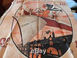 Affiche ancienne, le FIGARO, début XX ème illustrée par MICH