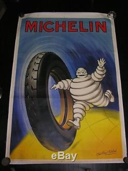 Affiche publicitaire Pneu MICHELIN