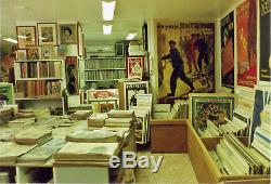 Collection Unique 10000 Affiches Pubs Originales, Chromos, Dessins, Gravures