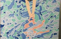 David Hockney touristique Sport olympique Olympische Spiele München 1972