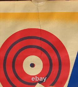 Favor. 1 X Grande Affiche Format 120 X 160 Cm. Envoi Sous Tube. Bel Etat