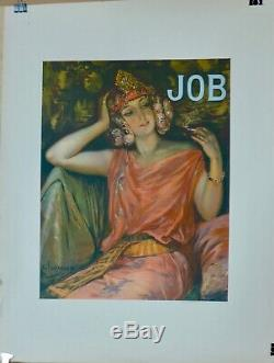 Grande Affiche Ancienne 1914 JOB par Georges Rochegrosse