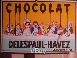 Joli Plv Chocolat Enfants Delespaul Havez