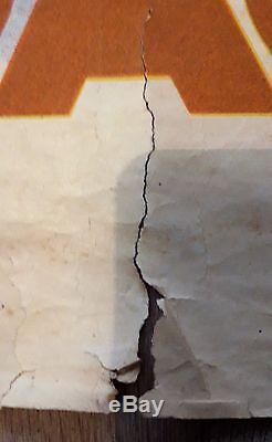 RARE ANCIENNE AFFICHE GINO BOCCASILE VAL D'AOSTA 1930 SKI 94 cm x 64 cm