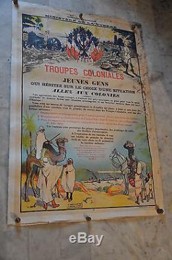 Troupes Coloniales / Ministère de la guerre 1927
